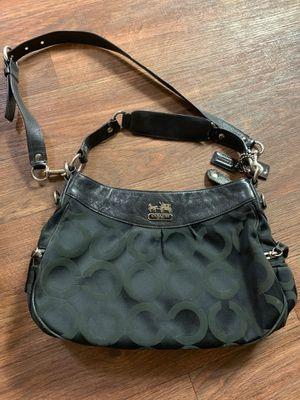Coach purse black purse for Sale in Pomona, CA