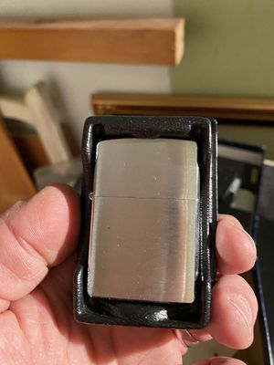 Brand New Zippo never used 15 years old for Sale in Lakewood, OH