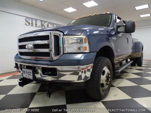 2005 Ford F-350 SD Crew Cab Lariat DUALLY DIESEL for Sale in Paterson, NJ
