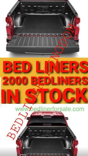 BEDLINER FOR SALE for Sale in Jurupa Valley, CA