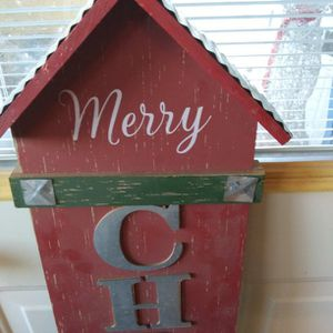 Merry Christmas Sign for Sale in Turlock, CA
