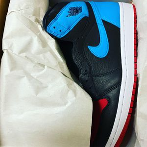 Size 11 Men / 12.5 Women Air Jordan 1 Retro NC to Chicago All Star for Sale in Los Angeles, CA