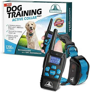 Pet Union PT0Z1 Premium dog training collar for Sale in Thousand Oaks, CA