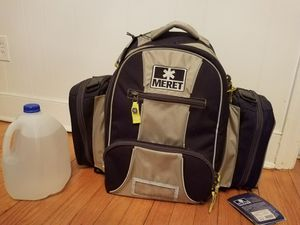 Medic bag with detachable side bags for Sale in Richmond, VA