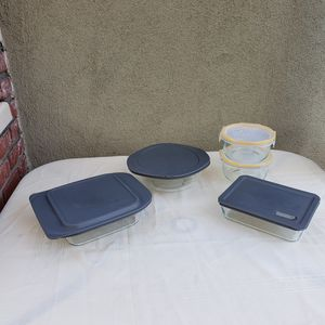 Pyrex Glass Containers for Sale in Montebello, CA