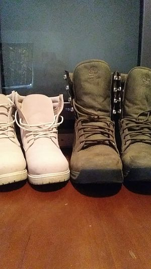 Bucco and Timberland boots cheap for Sale in Smyrna, GA