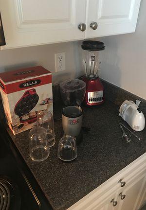 Kitchen appliances *blender, donut maker etc* for Sale in Virginia Beach, VA