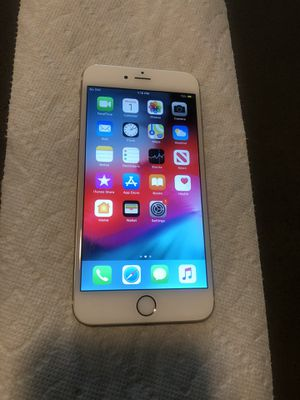 iPhone 6 Plus Factory Unlocked Excellent for Sale in Portland, OR