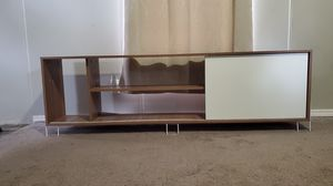 Angelica TV Stand holds up to 70 inch for Sale in Tampa, FL