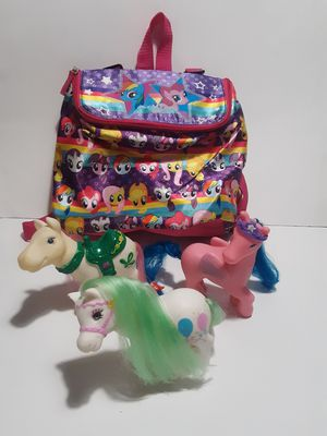 My little Pony Vintage for Sale in Richwood, TX