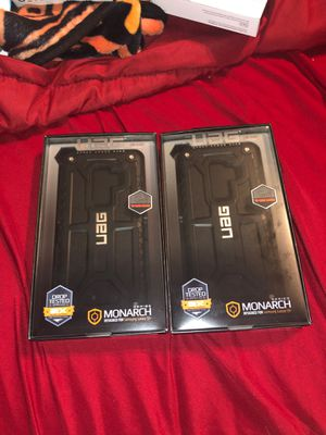 Brand new monarch Samsung S9+ cases for Sale in Hudson, FL