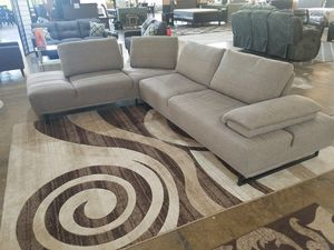 Grey Sofa Sectional Couch for Sale in Dallas, TX