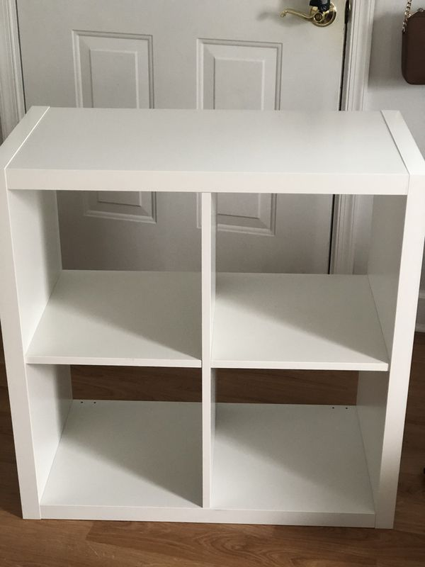 4 cube organizer shelf x 2. $25 each