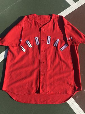 Vintage NIKE Air Jordan Jersey - Size L for Sale in San Antonio, TX