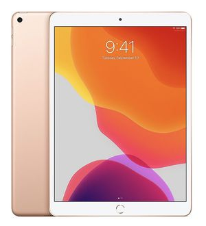 Apple - iPad Air (3 Generation) with Wi-Fi - 64GB - Gold (Read) for Sale in Queens, NY