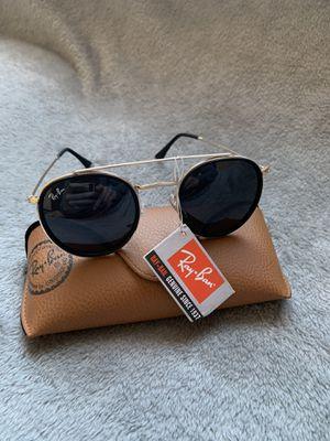 Vintage 1999 Black/Gold Sunglasses for Sale in San Francisco, CA