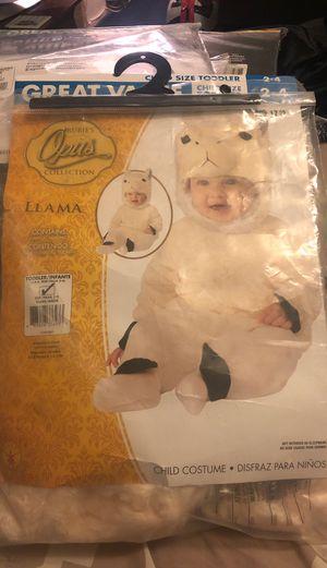 Llama toddler costume for Sale in Compton, CA