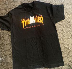 Thrasher Exclusive Supreme BAPE Fashion T-shirt for Sale in Sun City, AZ