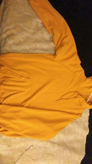H&M yellow hoodie for Sale in Seattle, WA