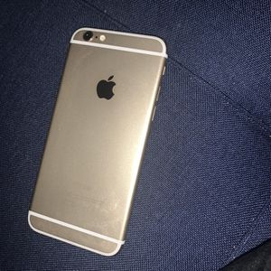 gold iphone 6 for Sale in Baltimore, MD