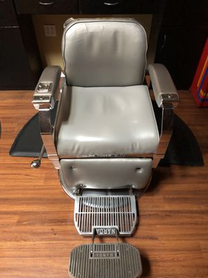 """Old school matching """"NARDA"""" Barber Chairs for Sale in Portland, OR"""