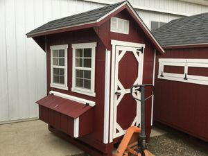 Chicken Coop - Amish Made - 4x6 for Sale in Cleveland, OH