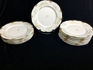 Antique Luncheon Plates for Sale in Burke, VA