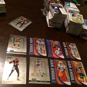 Football Cards. Rookies And More (350+) for Sale in Tampa, FL