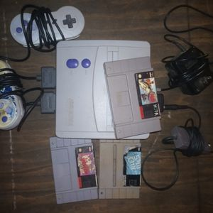 Super Nintendo Gaming System for Sale in Prairieville, LA