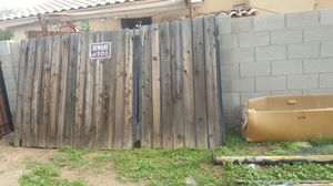 Rv gate 11ft wide by 6ft tall for Sale in Phoenix, AZ