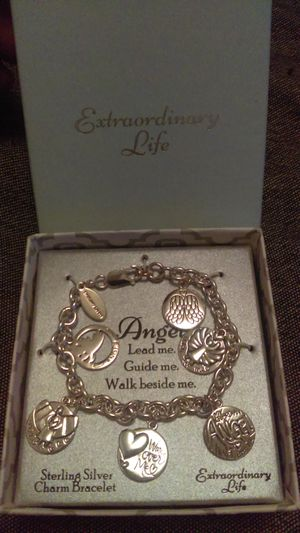 Extraordinary Life Multi-Charm Bracelet for Sale in San Francisco, CA