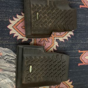 Quadratec floor Mats For 1998 Jeep Wrangler for Sale in Tampa, FL