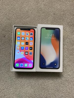 iPhone X 64gb Unlocked , Nothing wrong with it. And no damage, good condition for sale $500 thanks for Sale in Seattle, WA