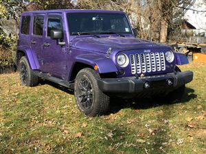 2018 JEEP WRANGLER JK ALTITUDE SUV 16k miles leather Navi mint for Sale in East Rutherford, NJ