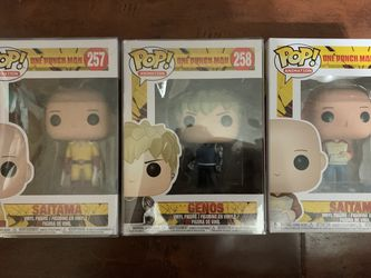 One Punch Man Funko Pop Bundle for Sale in Los Angeles,  CA
