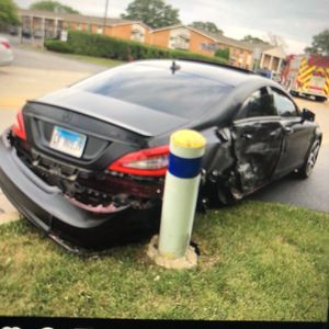 2012 Cls 63 Amg Mercedes Parts Car for Sale in Bristol, CT