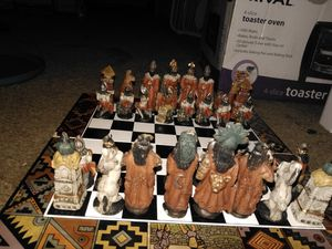 A Chess Borad for Sale in Madera, CA