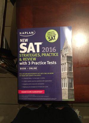 Sat study book for Sale in Lakeland, FL