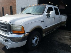 2000 Ford F-350 Dually, Lariat Super Duty 7.3 Diesel for Sale in Chicago, IL
