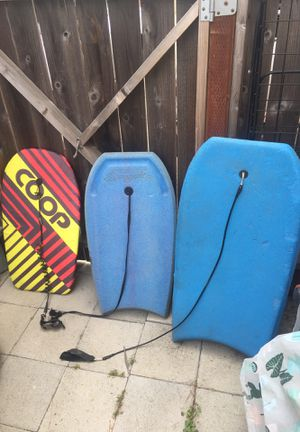 Boogie boards for Sale in Huntington Beach, CA