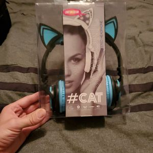 LED light Up Cat Ear Headphones for Sale in Columbus, OH