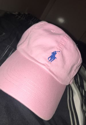 Pink Polo Hat for Sale in Sacramento, CA