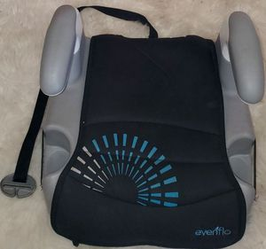 Evenflo Amp booster backless car seat for Sale in Tampa, FL