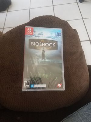 Nintendo switch game new factory sealed for Sale in San Diego, CA