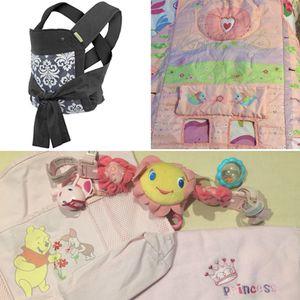 Babygirl Travel Bundle for Sale in Munford, AL