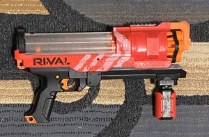 Nerf rival gun for Sale in Melissa, TX