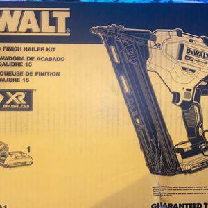 DEWALT Pneumatic 15-Degree Coil Siding Nailer for Sale in Washington, DC