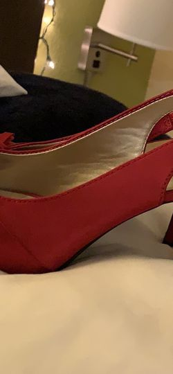 Red Bow Heels for Sale in Sterling,  VA