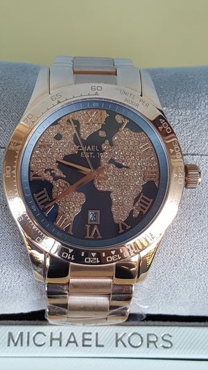 New Authentic Michael Kors Unisex Watch for Sale in Pico Rivera, CA