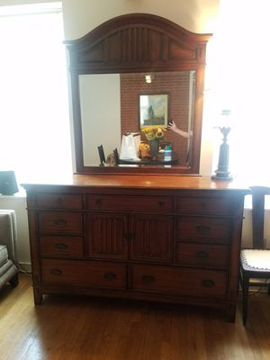 Armoire with mirror for Sale in Pittsburgh, PA